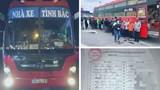 """Thông tin bất ngờ về xe khách đi """"xuyên Việt"""" trong thời gian cách ly xã hội"""