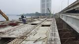 Hà Nội: Công trình xây dựng chạy đua với thời gian nhưng không quên phòng dịch