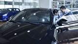 Thị trường ô tô giảm sút mạnh