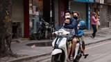 Gia tăng tình trạng đi xe máy không đội mũ bảo hiểm