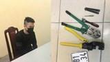 Hà Nội: Bắt đối tượng đi xe biển giả, phát hiện đường dây chuyên trộm cắp xe máy