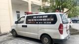 Hải Phòng: Thuê xe cứu thương chở khẩu trang trái phép