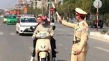Duy trì lực lượng 24/24 giờ để xử lý vi phạm trật tự giao thông