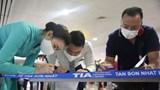 TP Hồ Chí Minh ngừng lấy mẫu xét nghiệm sàng lọc Covid-19 tại sân bay, nhà ga nội địa