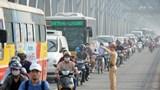 Hà Nội: Bảo đảm trật tự, an toàn giao thông trong dịp 30/4 và 1/5