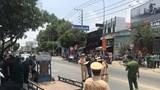 Người đàn ông tử vong dưới bánh xe tải