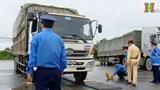 Hà Nội xử lý xe quá tải khu vực giáp ranh