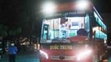 Kiểm tra việc tự ý tăng giá vé xe khách ở Ninh Thuận
