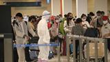 Chuyến bay đầu tiên đưa người Việt từ khu vực Trung Đông về nước