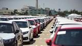 Ô tô nhập khẩu giảm mạnh trong tháng 4/2020