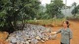 Người phụ nữ hiến gần 600m2 đất làm đường