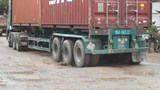 Gia Lâm: Hạn chế xe container vào giờ cao điểm trên tuyến đường 181