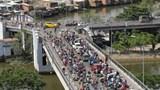 TP Hồ Chí Minh: Cấm ôtô lưu thông trên đường Phạm Thế Hiển