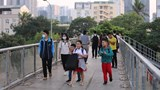 Hà Nội xây thêm 6 cầu vượt cho người đi bộ