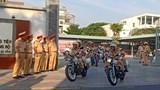 Đà Nẵng ra quân tổng kiểm tra phương tiện giao thông