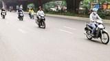 [Điểm nóng giao thông] Chồng chéo vạch kẻ đường