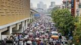 Cấp bách giải quyết ùn tắc giao thông và bụi mịn ở Hà Nội
