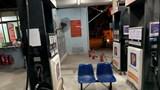 Hà Nội: Cửa hàng xăng dầu 95 Vũ Ngọc Phan từ chối bán xăng dù trong bồn vẫn còn hàng