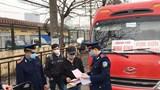 Hà Nội: Tước bằng lái 12 tài xế xe khách