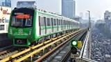 Đẩy nhanh tiến độ hoàn thiện tuyến đường sắt đô thị Cát Linh - Hà Đông