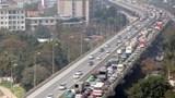 Đề xuất hạ tốc độ tối đa đường vành đai 3 trên cao sau khi đếm xe