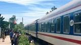 Tàu hỏa đâm tử vong người đàn ông băng qua đường sắt