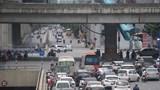[Điểm nóng giao thông] Ùn tắc tại điểm quay đầu ngã tư Khuất Duy Tiến - Nguyễn Trãi