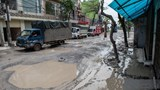 """""""Con đường đau khổ"""" qua phố Keo, huyện Gia Lâm: Đã có phương án khắc phục"""