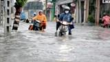 TP Hồ Chí Minh vẫn còn 22 tuyến đường bị ngập nặng