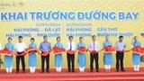 Vietnam Airlines khai trương 4 đường bay mới từ Hải Phòng