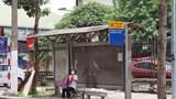 Sẽ chuẩn hóa nhà chờ xe buýt