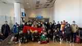Đưa 69 công dân Việt Nam từ Châu Phi về nước an toàn