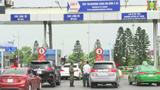 Giải tỏa vi phạm trật tự ATGT ở sân bay Nội Bài