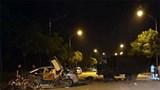 Danh tính tài xế vụ 2 xe biển xanh tông nhau tại Lào Cai