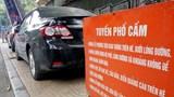 Danh sách 56 tuyến phố ở Hà Nội cấm đỗ xe trên vỉa hè