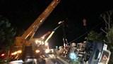 Tai nạn kinh hoàng khiến 3 người tử vong trong đêm mưa