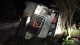 Khởi tố lái xe container gây tai nạn làm 3 người chết ở Quảng Ninh