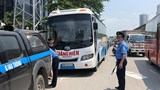 Tiếp tục duy trì các trạm kiểm tra trọng tải xe lưu động, kiểm soát chặt xe tải ra vào Thủ đô