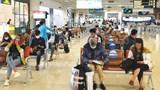 Siết chặt an ninh tại sân bay Nội Bài