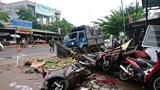 Thêm nạn nhân tử vong vụ xe tải gây tai nạn liên hoàn ở Đắk Nông