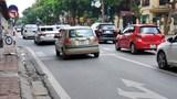 Chỉ dẫn giao thông gây bối rối tại ngã tư Nguyễn Thái Học - Lê Trực