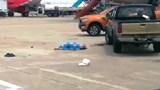 Nhân viên vệ sinh đường băng bị đâm tử vong ngay trên sân bay Nội Bài