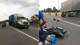Tai nạn giao thông mới nhất hôm nay 7/7/2020: Cụ bà ăn xin tử vong gần trạm thu phí