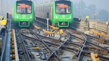 Tổng thầu nói đường sắt Cát Linh - Hà Đông có thể chạy trong năm 2020