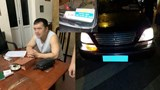 Đi ô tô Lexus gắn biển xanh giả, ''dọa'' chốt 141 bất thành