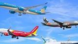 Giá vé máy bay tăng cao trở lại