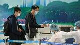 Sân bay Nội Bài đón 350 công dân Việt Nam trở về từ Australia