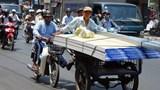 Đề xuất cấm xe 3 bánh vào trung tâm TP Hồ Chí Minh