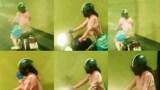 Xế nữ một mình đi xe máy vượt qua 3 chốt kiểm soát trong hầm Hải Vân