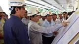 Bộ trưởng GTVT kiểm tra tiến độ dự án cao tốc Cam Lộ - La Sơn